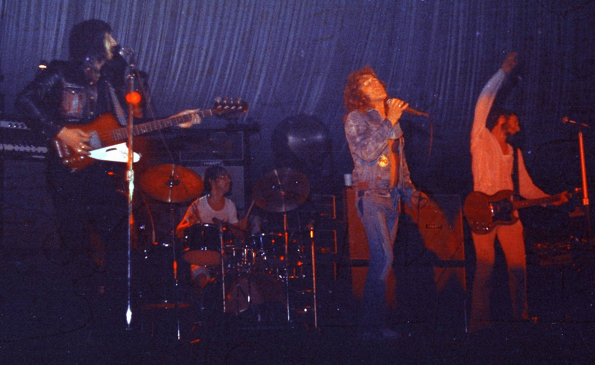 Gladstonedewiki 20 Things You Never Knew About The Who
