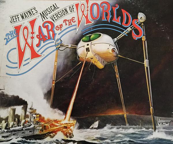 JeffWayneWarOfTheWorlds The Remarkable Life Of Richard Burton