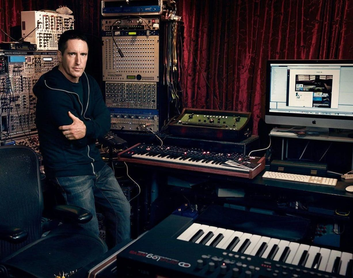 Moog Minimoog Model D Nine Inch Nails Trent Reznor e1610457446459 20 Things You Probably Never Knew About Rush