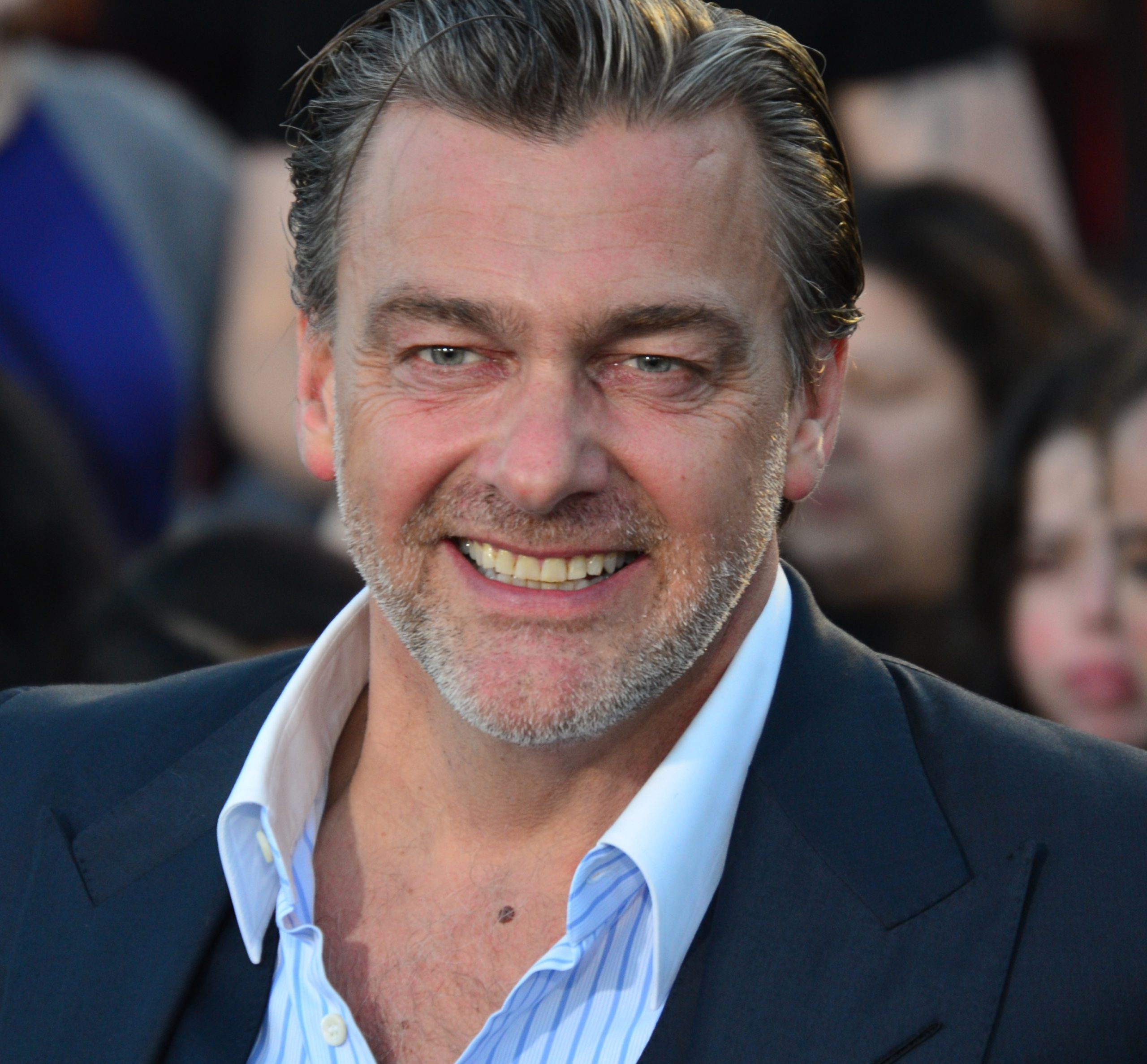 Ray Stevenson March 18 2014 cropped scaled e1610728512877 Bridgerton Actors And Their Real-Life Partners