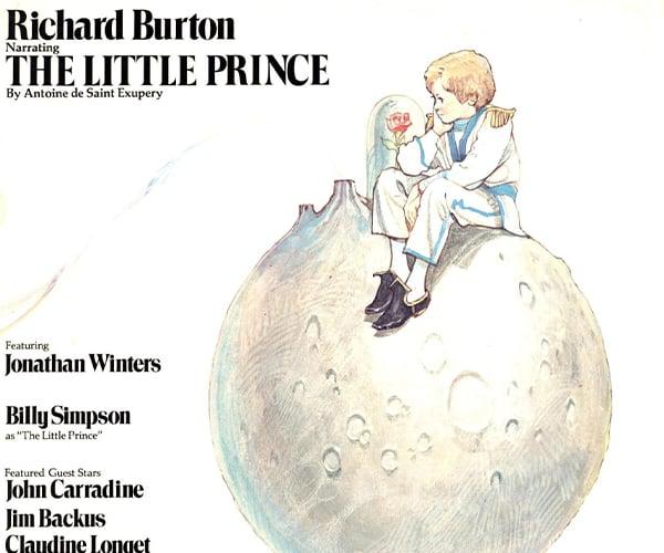 RichardBurtonLittlePrince The Remarkable Life Of Richard Burton