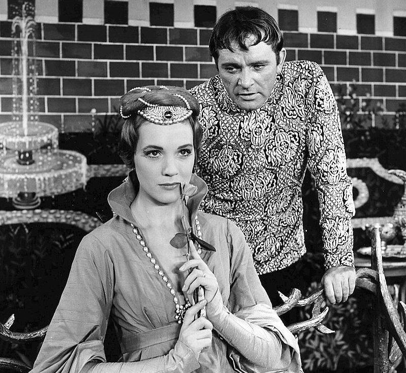 Richard Burton and Julie Andrews Camelot e1611759638680 The Remarkable Life Of Richard Burton