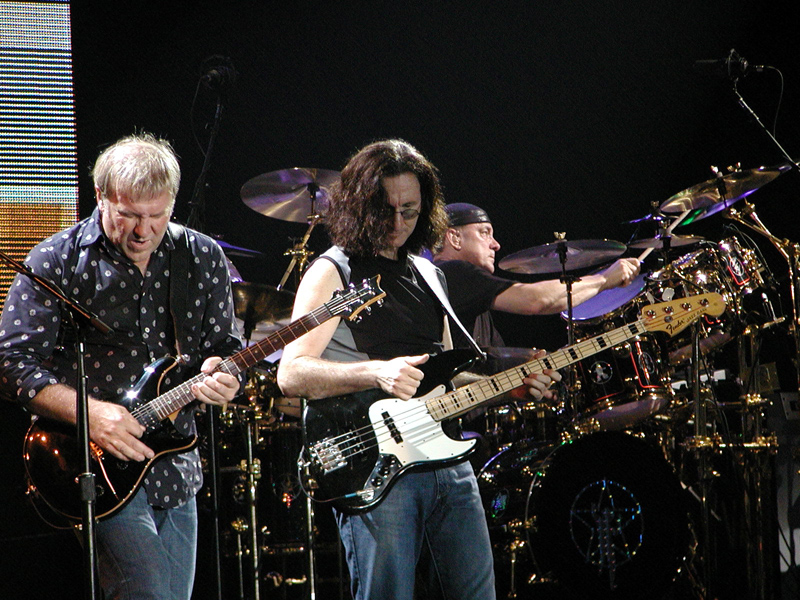 Rush in concert 20 Things You Probably Never Knew About Rush