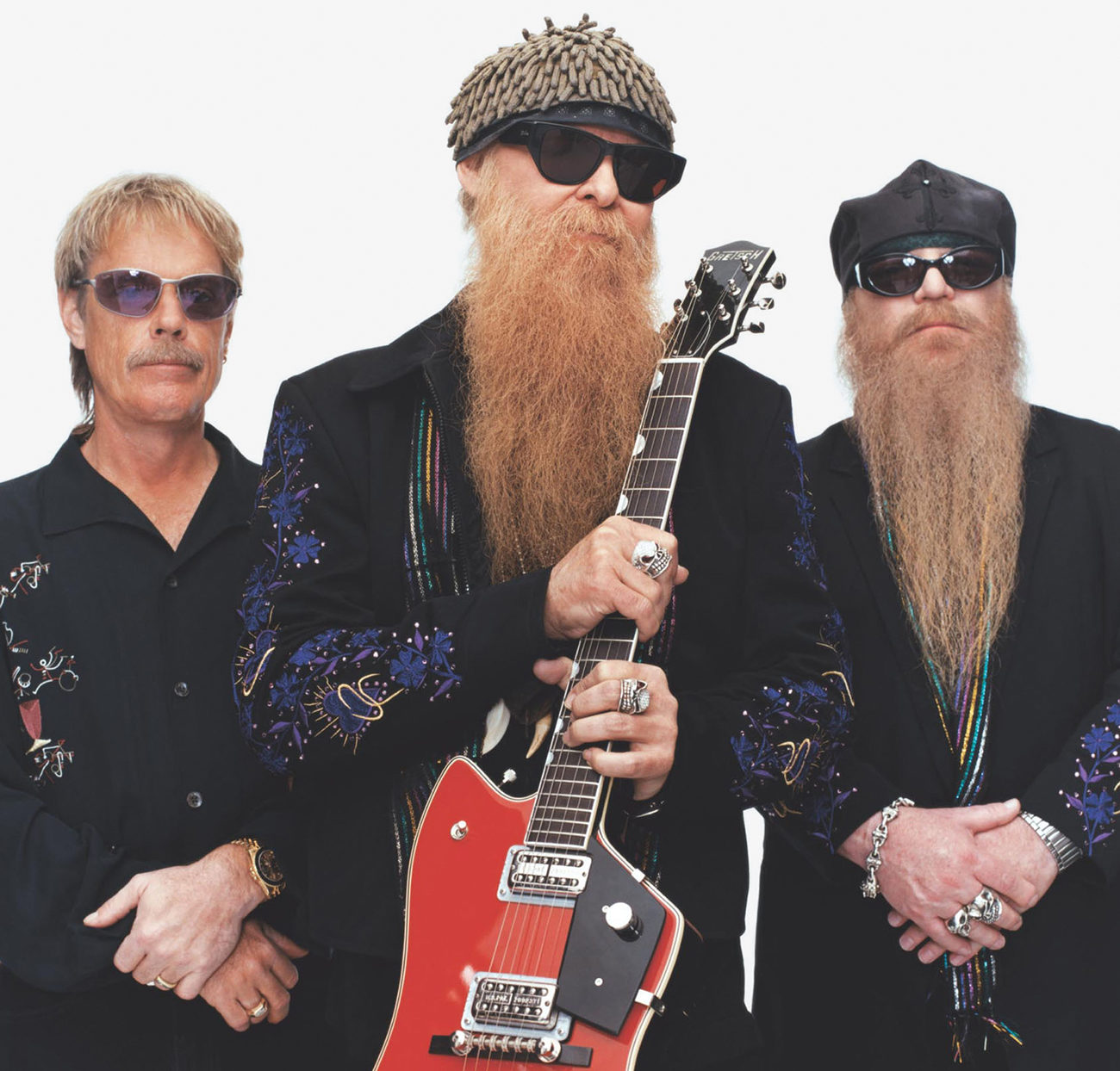 ZZ Top Billy Gibbons Frank Beard Dusty 2003 e1610725206613 20 Fang-tastic Facts About From Dusk Till Dawn