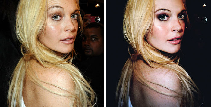 before after photoshop celebrities 26 57d024c5c556d 700 The Before & After Photoshop Pictures Of These Celebrities Are Unreal