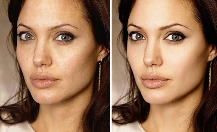 before after photoshop celebrities 31 57d11abd7c4d2 700 The Before & After Photoshop Pictures Of These Celebrities Are Unreal