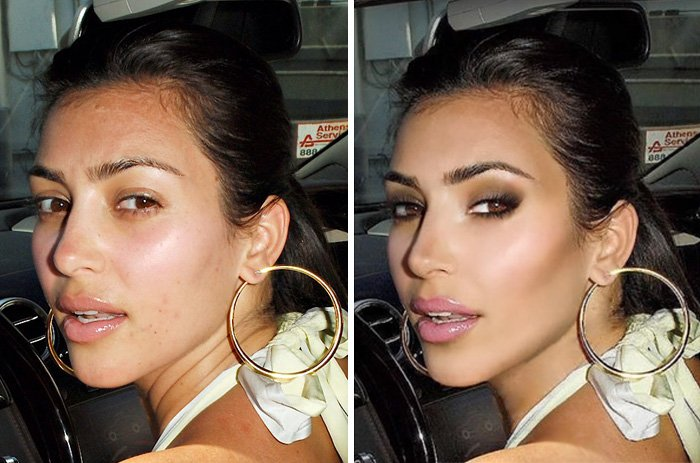 before after photoshop celebrities 33 57d121626bb27 700 The Before & After Photoshop Pictures Of These Celebrities Are Unreal