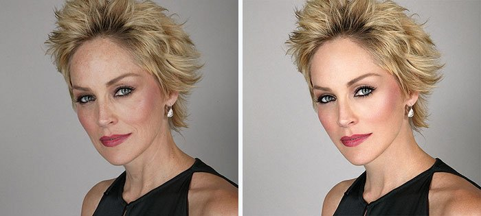 before after photoshop celebrities 58 57d15ca532331 700 The Before & After Photoshop Pictures Of These Celebrities Are Unreal