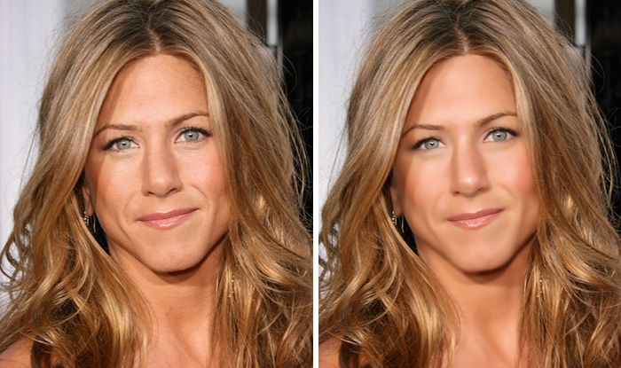 before after photoshop celebrities 9 57d0110088646 700 The Before & After Photoshop Pictures Of These Celebrities Are Unreal