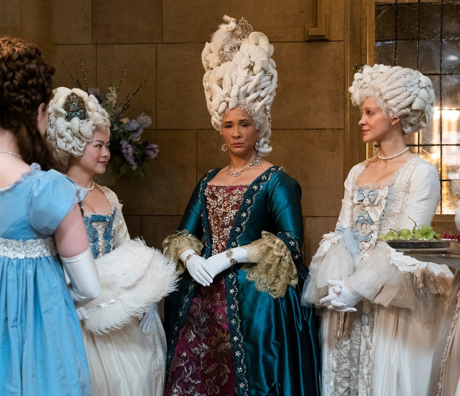 bridgerton queen charlotte liam daniel netflix 1610136156 e1610534016275 Bridgerton Actors And Their Real-Life Partners