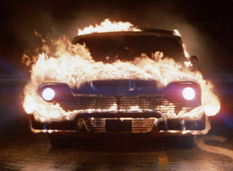 christine e1610617825541 15 Stephen King Films Better Than The Books They Were Based On, And 15 That Were Worse