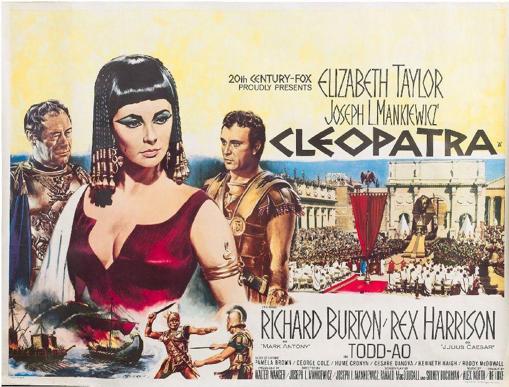 cleopatra2 The Remarkable Life Of Richard Burton