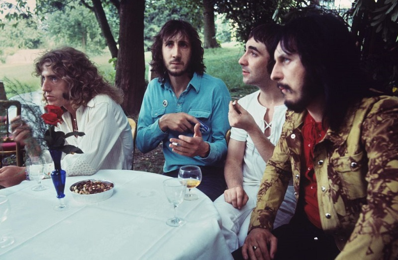 color the who 1971 20 Things You Never Knew About The Who