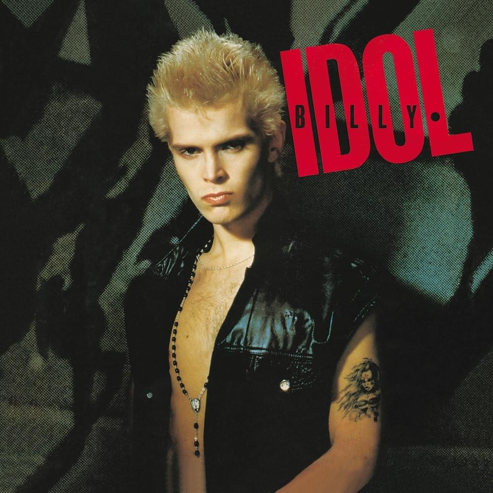 20 Things You Probably Didn't Know About Billy Idol