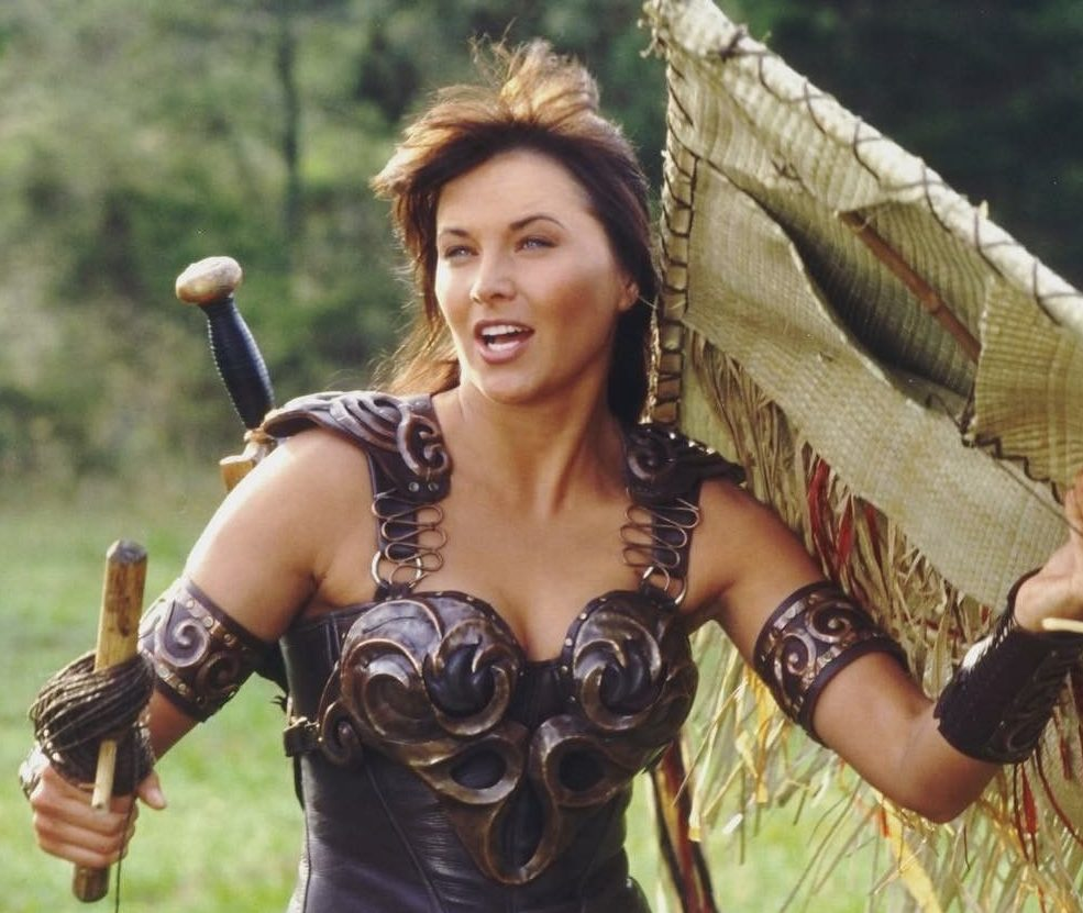 day in the life e1610016410690 20 Things You Never Knew About Xena: Warrior Princess