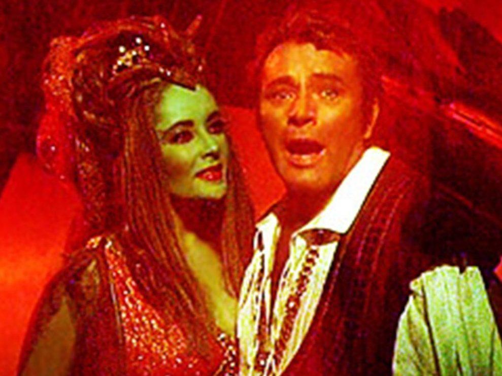 doctor faustus e1611831034373 The Remarkable Life Of Richard Burton