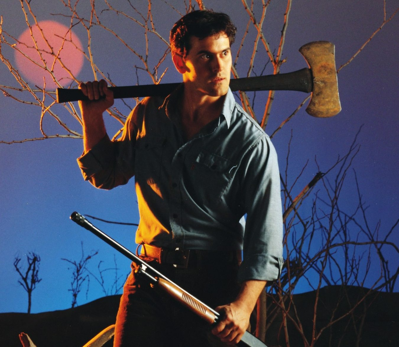 evildead brucecampbell e1610035037535 20 Things You Never Knew About Xena: Warrior Princess