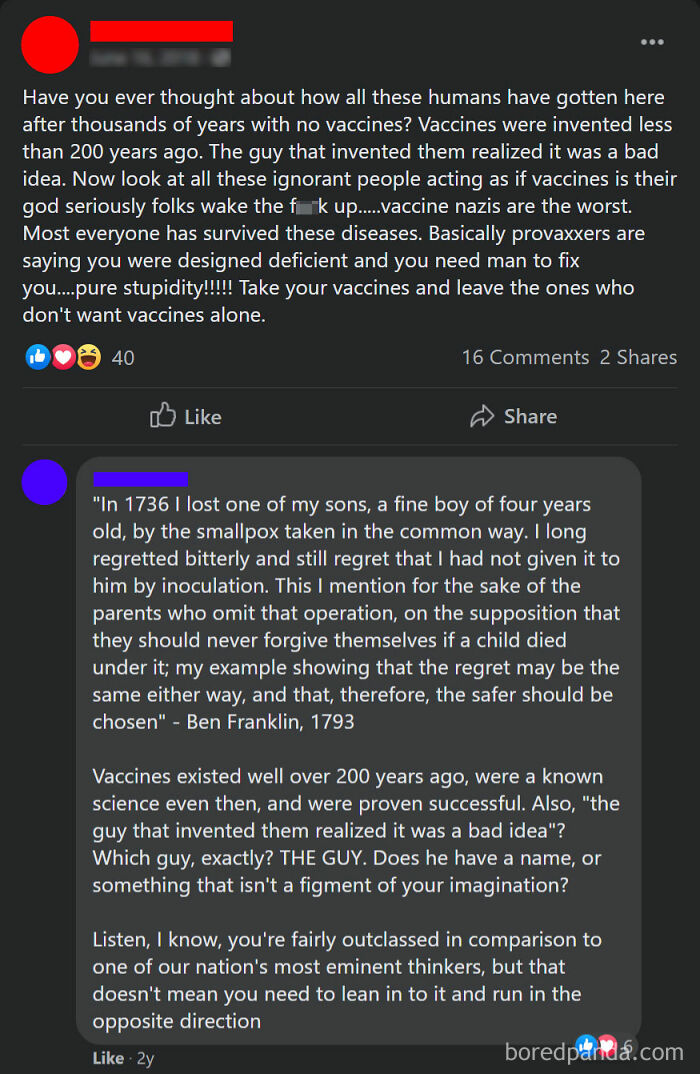 funny murdered by words comebacks 175 60094dbfa0503 700 These Jerks Got What They Deserved And Were Destroyed In The Comments