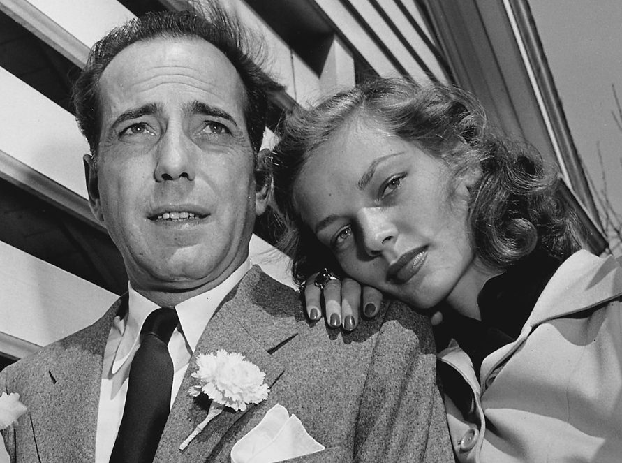 humphrey bogart and lauren bacall attending wedding reception at home of novelist louis bromfeld photo by ed clark the life picture collection via getty images e1611742758741 The Remarkable Life Of Richard Burton