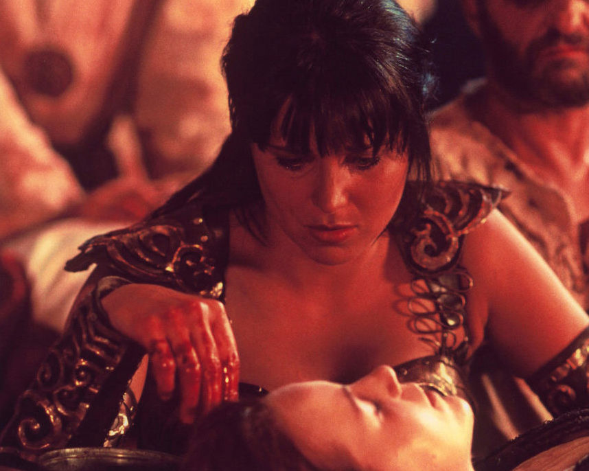 itadith 07 e1610096974870 20 Things You Never Knew About Xena: Warrior Princess
