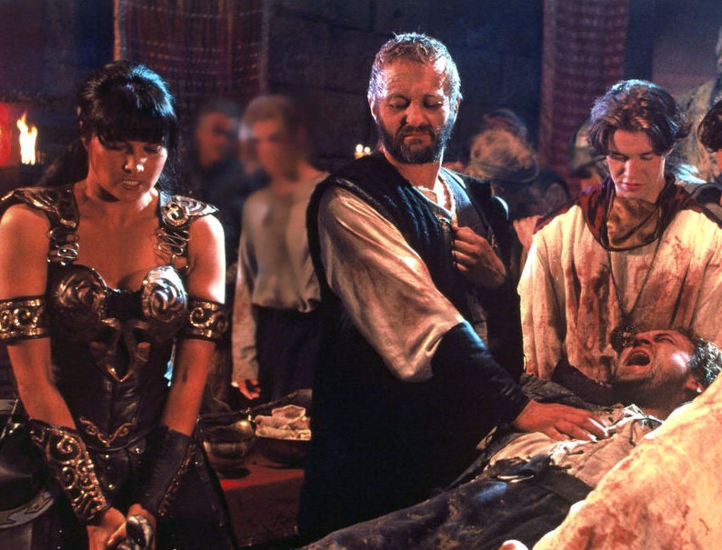 itadith 10 e1610097300386 20 Things You Never Knew About Xena: Warrior Princess