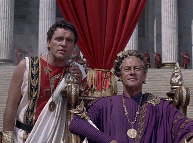 richar burton rex harrison cleopatra e1611823769962 The Remarkable Life Of Richard Burton