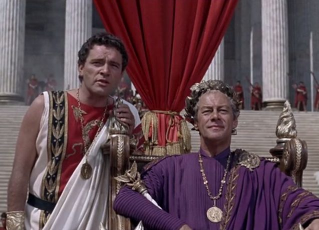 richar burton rex harrison cleopatra e1612170561748 The Remarkable Life Of Richard Burton