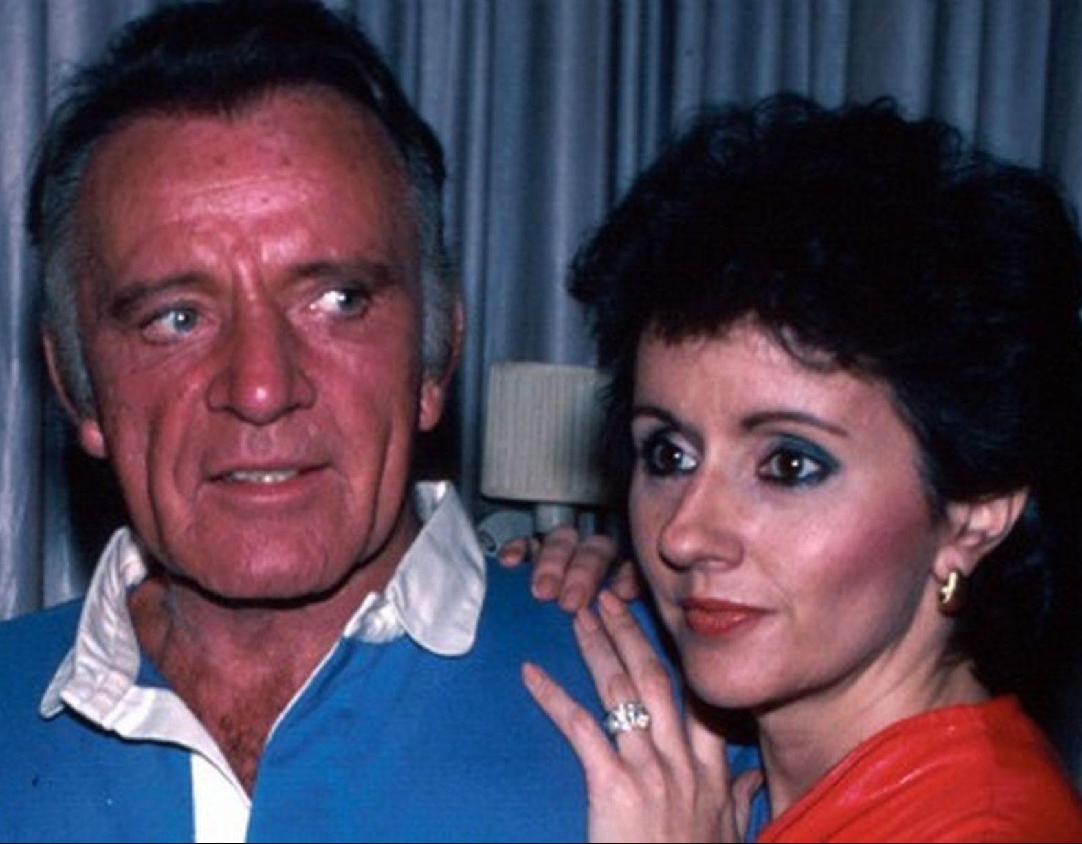 sally with her husband richard burton 98815445 e1612173777487 The Remarkable Life Of Richard Burton