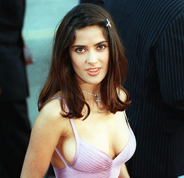 salma hayek then now ap embed1 e1610720451451 20 Fang-tastic Facts About From Dusk Till Dawn