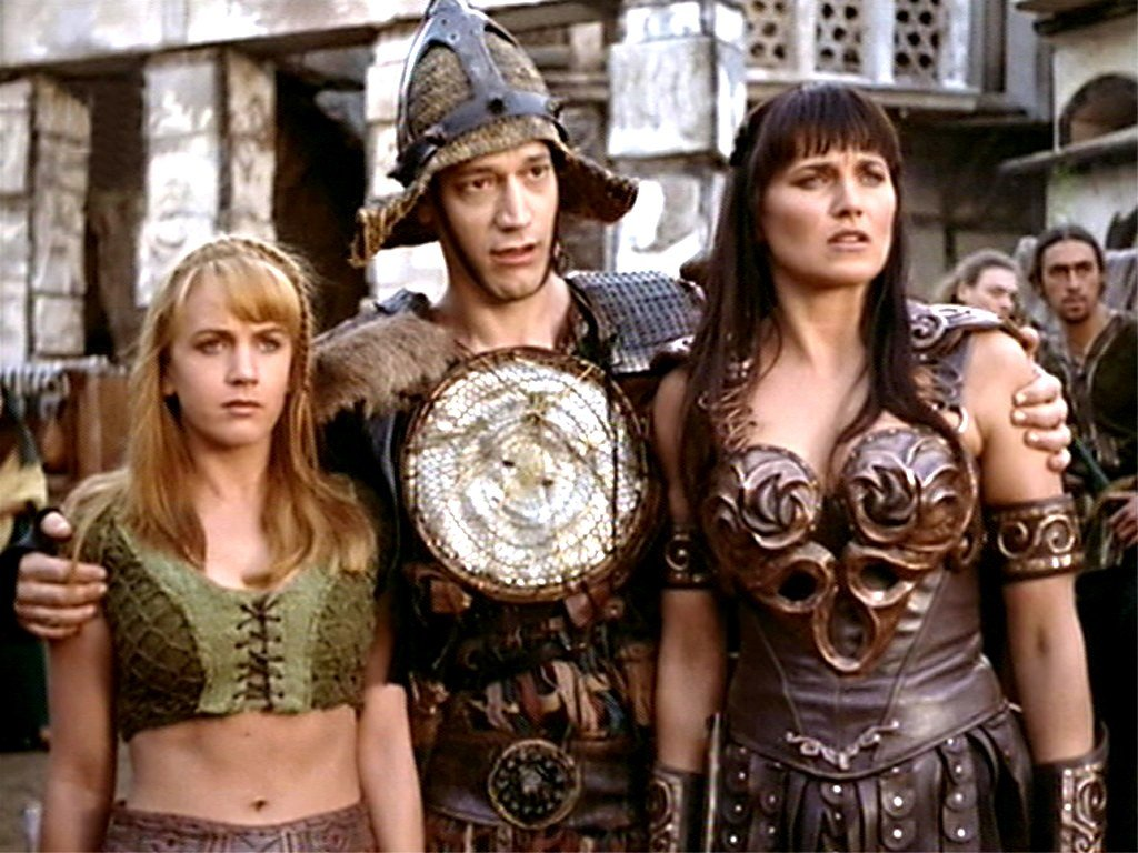 xena gabrielle and 20 Things You Never Knew About Xena: Warrior Princess