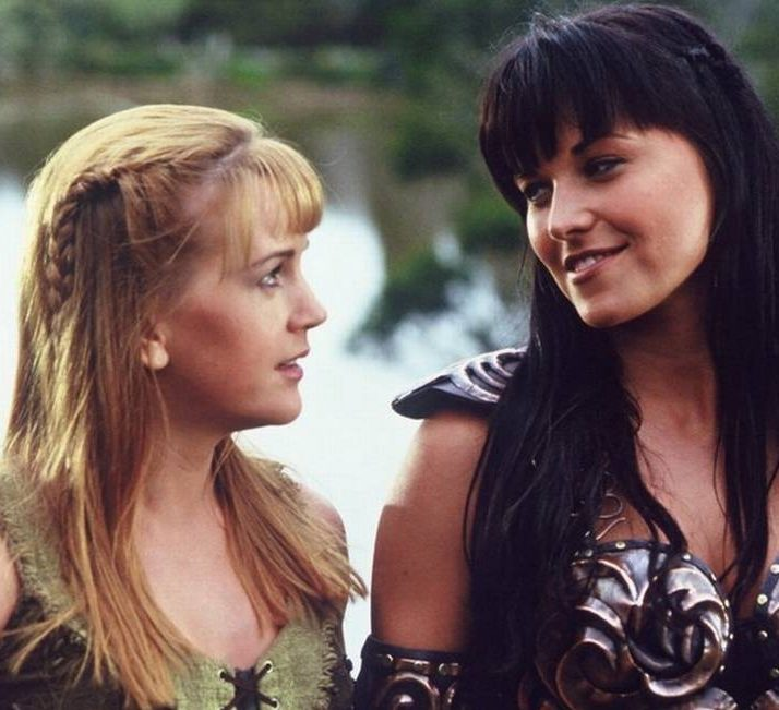 xena gabrielle lovewins e1610101197812 20 Things You Never Knew About Xena: Warrior Princess