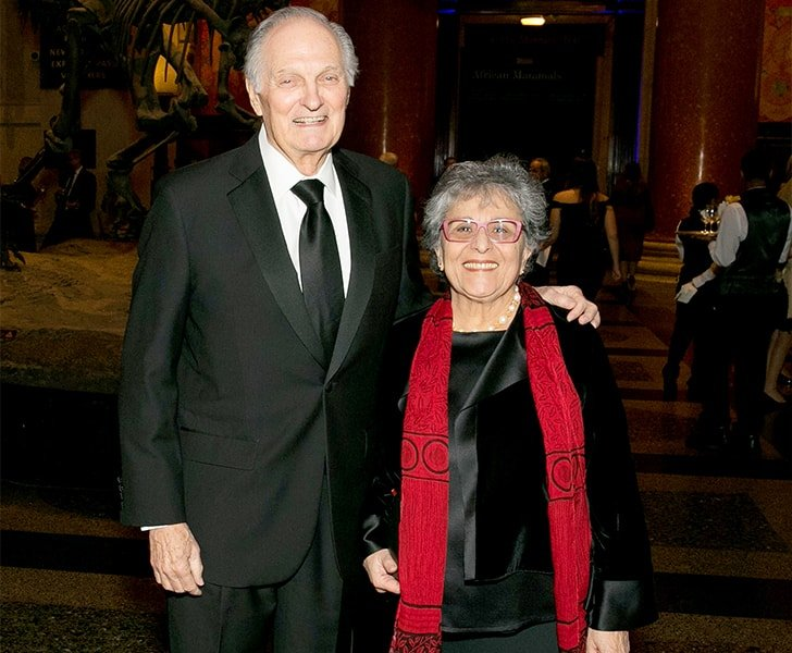 Alan Alda and Arlene Alda min True Love Exists In Hollywood And These Celebrity Couples Prove It