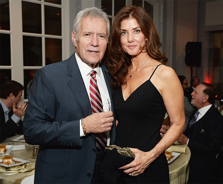 Alex Trebek Jean Currivan min True Love Exists In Hollywood And These Celebrity Couples Prove It