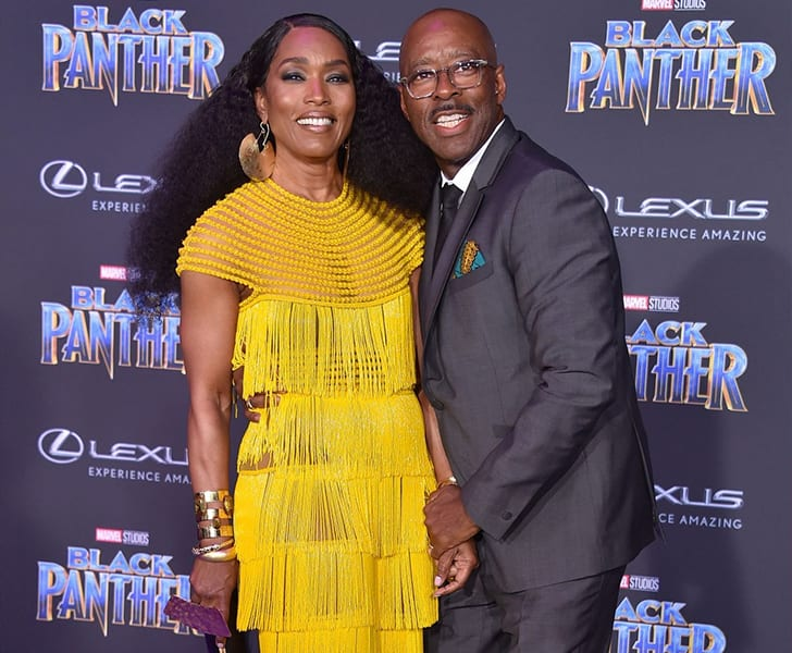 Angela Bassett and Courtney B. Vance True Love Exists In Hollywood And These Celebrity Couples Prove It
