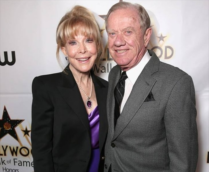 Barbara Eden and Jon Eicholtz min True Love Exists In Hollywood And These Celebrity Couples Prove It