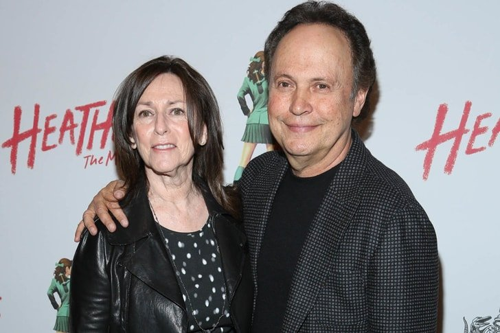 Billy Crystal and Janice Crystal min True Love Exists In Hollywood And These Celebrity Couples Prove It