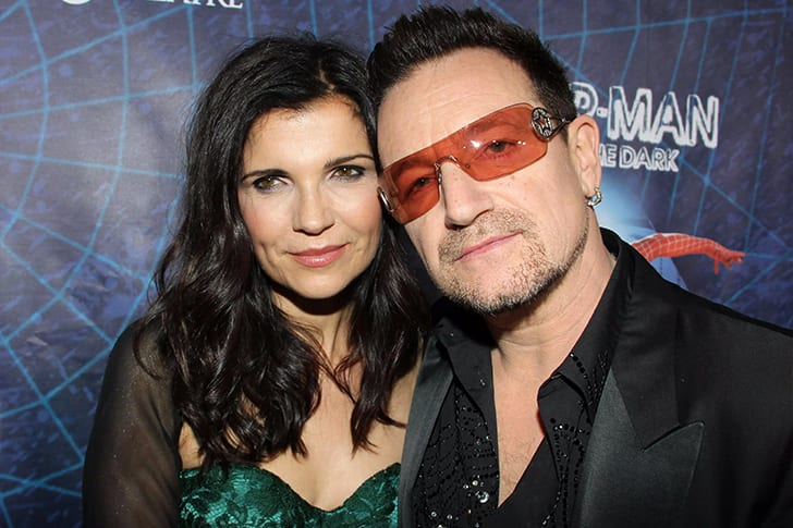Bono Alison Hewson True Love Exists In Hollywood And These Celebrity Couples Prove It