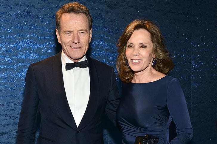 Bryan Cranston Robin Dearden True Love Exists In Hollywood And These Celebrity Couples Prove It