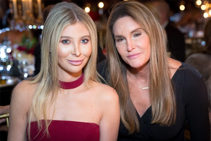 Caitlyn Jenner Sophia Hutchins min True Love Exists In Hollywood And These Celebrity Couples Prove It