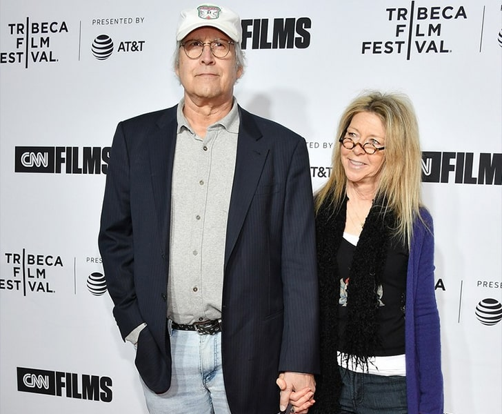 Chevy Chase Jayni Luke min True Love Exists In Hollywood And These Celebrity Couples Prove It