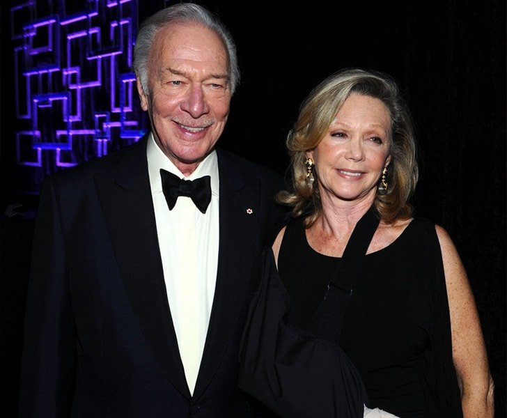Christopher Plummer and Elaine Taylor min True Love Exists In Hollywood And These Celebrity Couples Prove It