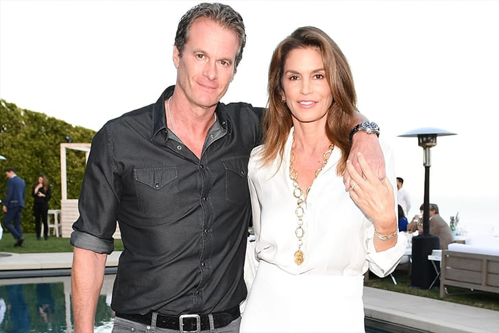 Cindy Crawford and Rande Gerber True Love Exists In Hollywood And These Celebrity Couples Prove It