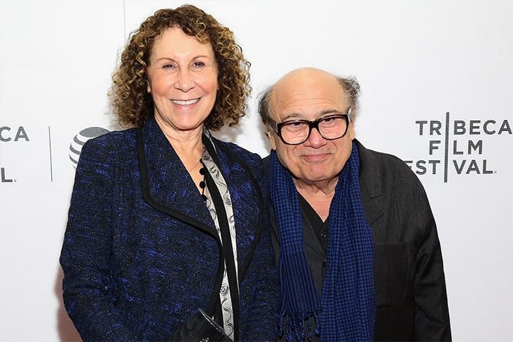 Danny Devito and Rhea Perlman True Love Exists In Hollywood And These Celebrity Couples Prove It
