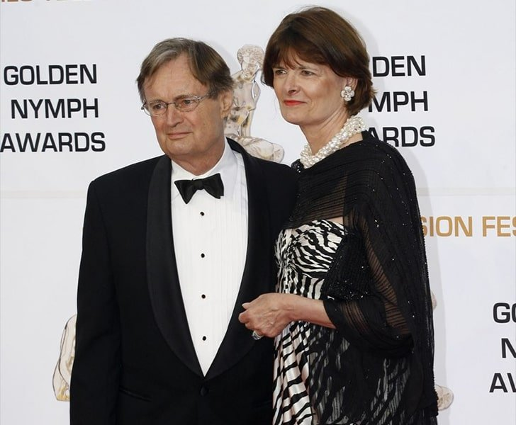 David McCallum Katherine Carpenter min True Love Exists In Hollywood And These Celebrity Couples Prove It