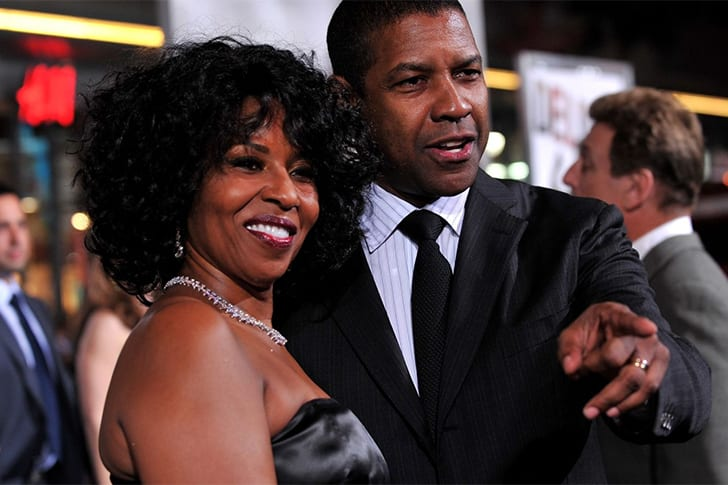 Denzel and Pauletta Washington True Love Exists In Hollywood And These Celebrity Couples Prove It