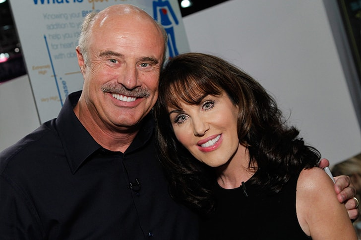 Dr. Phil Robin McGraw min True Love Exists In Hollywood And These Celebrity Couples Prove It