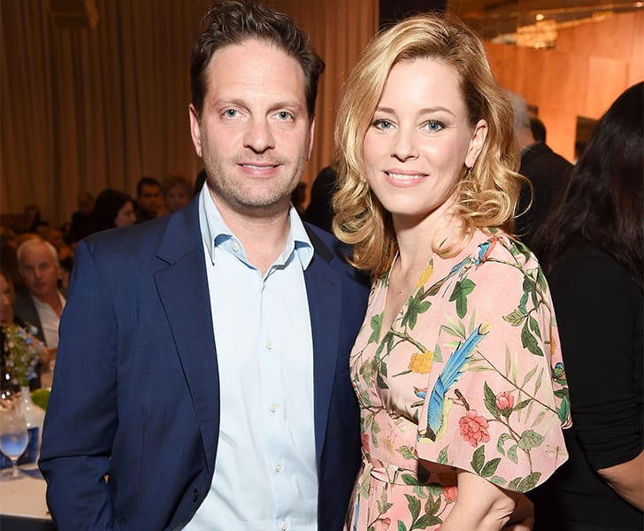 Elizabeth Banks and Max Handelman True Love Exists In Hollywood And These Celebrity Couples Prove It
