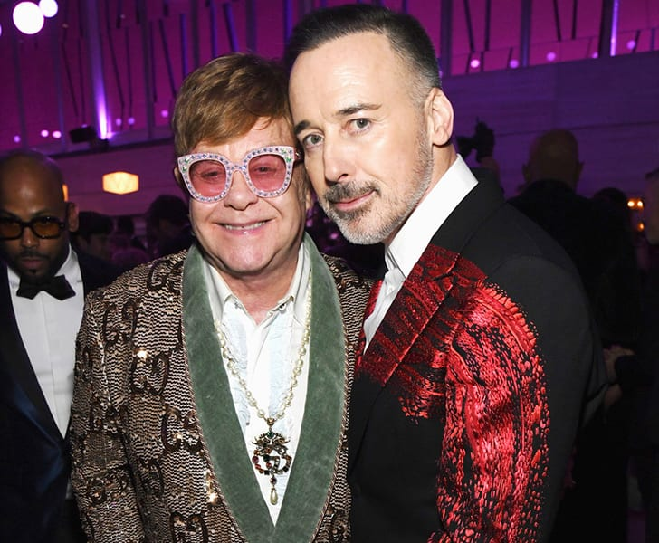 Elton John and David Furnish True Love Exists In Hollywood And These Celebrity Couples Prove It
