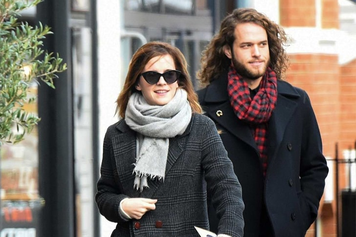 Emma Watson Leo Robinton min True Love Exists In Hollywood And These Celebrity Couples Prove It