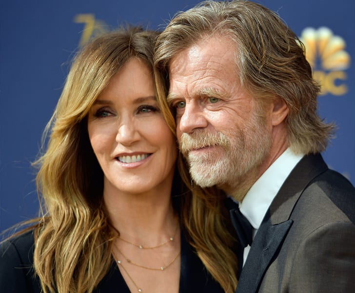 Felicity Huffman and William H. Macy True Love Exists In Hollywood And These Celebrity Couples Prove It